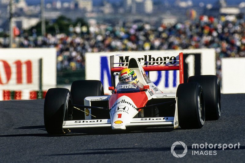 Ayrton Senna, McLaren