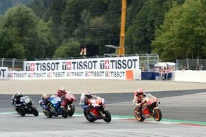 Marc Marquez, Repsol Honda Team, Jack Miller, Pramac Racing, Alex Rins, Team Suzuki MotoGP, Andrea Dovizioso, Ducati Team, Maverick Vinales, Yamaha Factory Racing