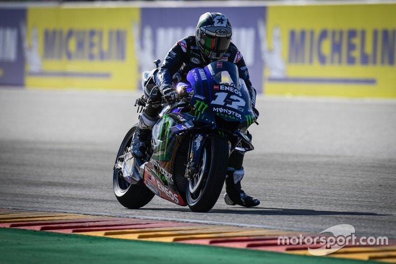 3º Maverick Vinales, Yamaha Factory Racing