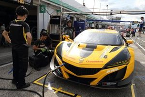 #18 Team Upgarage With Bandoh Honda NSX GT3 Evo