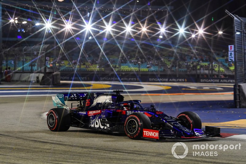 Daniil Kvyat, Toro Rosso STR14 a