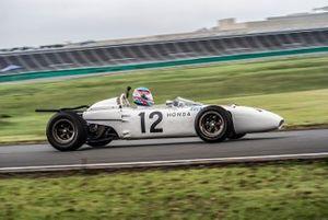 Takuma Sato, Honda RA272