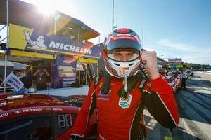 #62 Risi Competizione Ferrari 488 GTE, GTLM: James Calado, Pole WInner