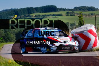 Copertina report WRC Rally di Germania
