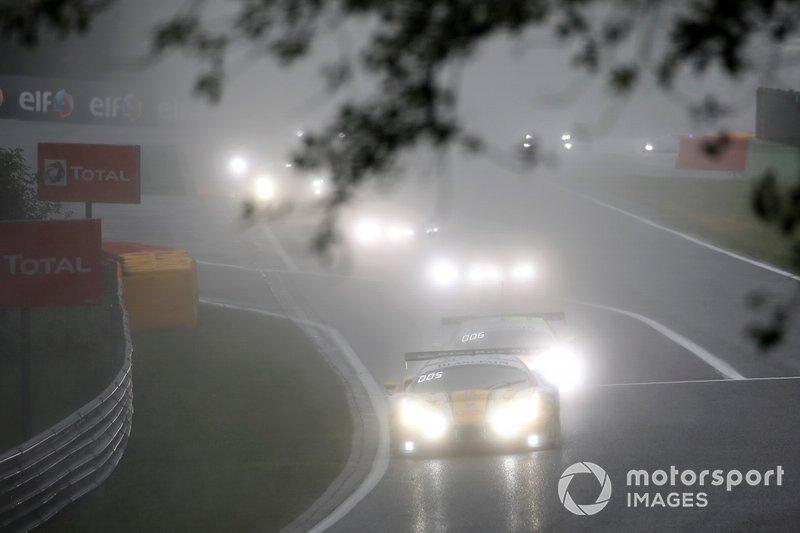 #227 HubAuto Corsa Ferrari 488 GT3: Nick Foster, Nick Cassidy, Daniel Serra