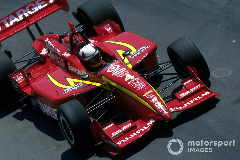 1999 - Long Beach (CART, Chip Ganassi Racing)