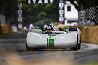 Porsche Bergspyder Brian REdman
