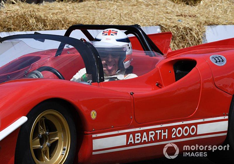 Abarth 2000 Derek Bell