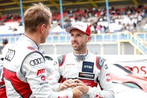 René Rast, Audi Sport Team Rosberg ve Nico Müller, Audi Sport Team Abt Sportsline