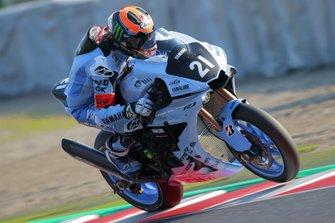 Michael van der Mark(YAMAHA FACTORY RACING)