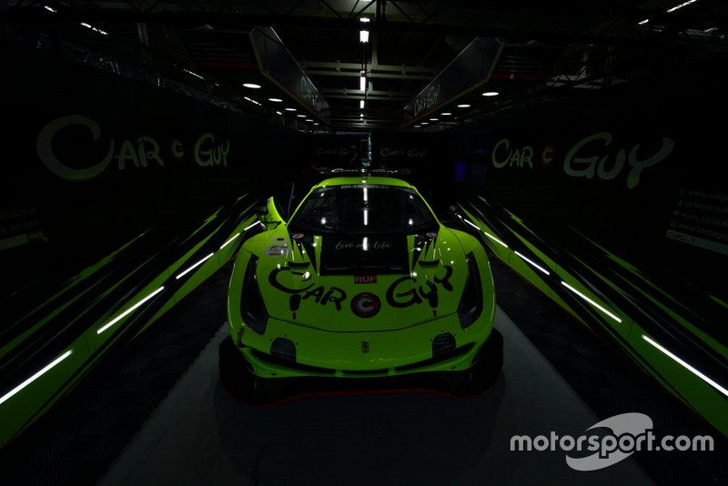 #777 CARGUY Racing