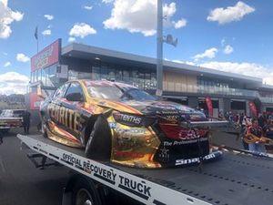 David Reynolds and Luke Youlden, Erebus Motorsport Holden ZB Commodore