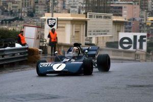 Джеки Стюарт, Tyrrell 004 Ford