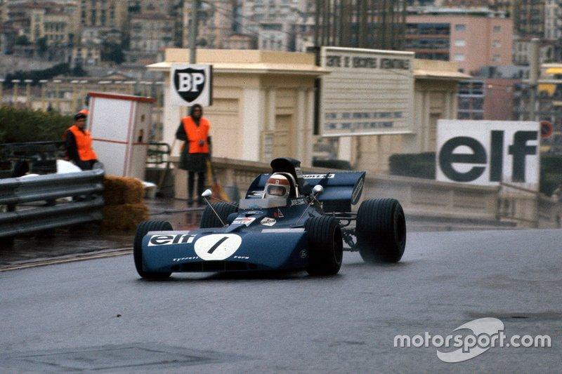 Jackie Stewart, Tyrrell 004