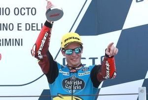 Podium: third place Alex Marquez, Marc VDS Racing