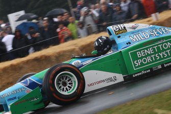 Damon Hill, Benetton