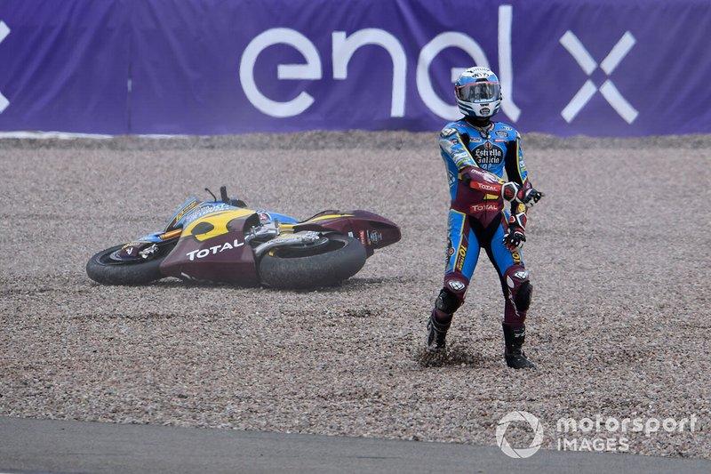Sturz: avi Vierge, Marc VDS Racing