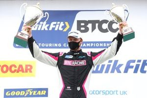 Race winner Josh Cook