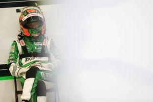 #777 D'Station Racing Aston Martin Vantage AMR: Satoshi Hoshino