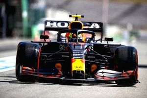 Sergio Perez, Red Bull Racing RB16B