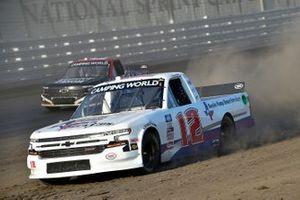 Tate Fogleman, Young's Motorsports, Chevrolet Silverado Basin Pump Down Services
