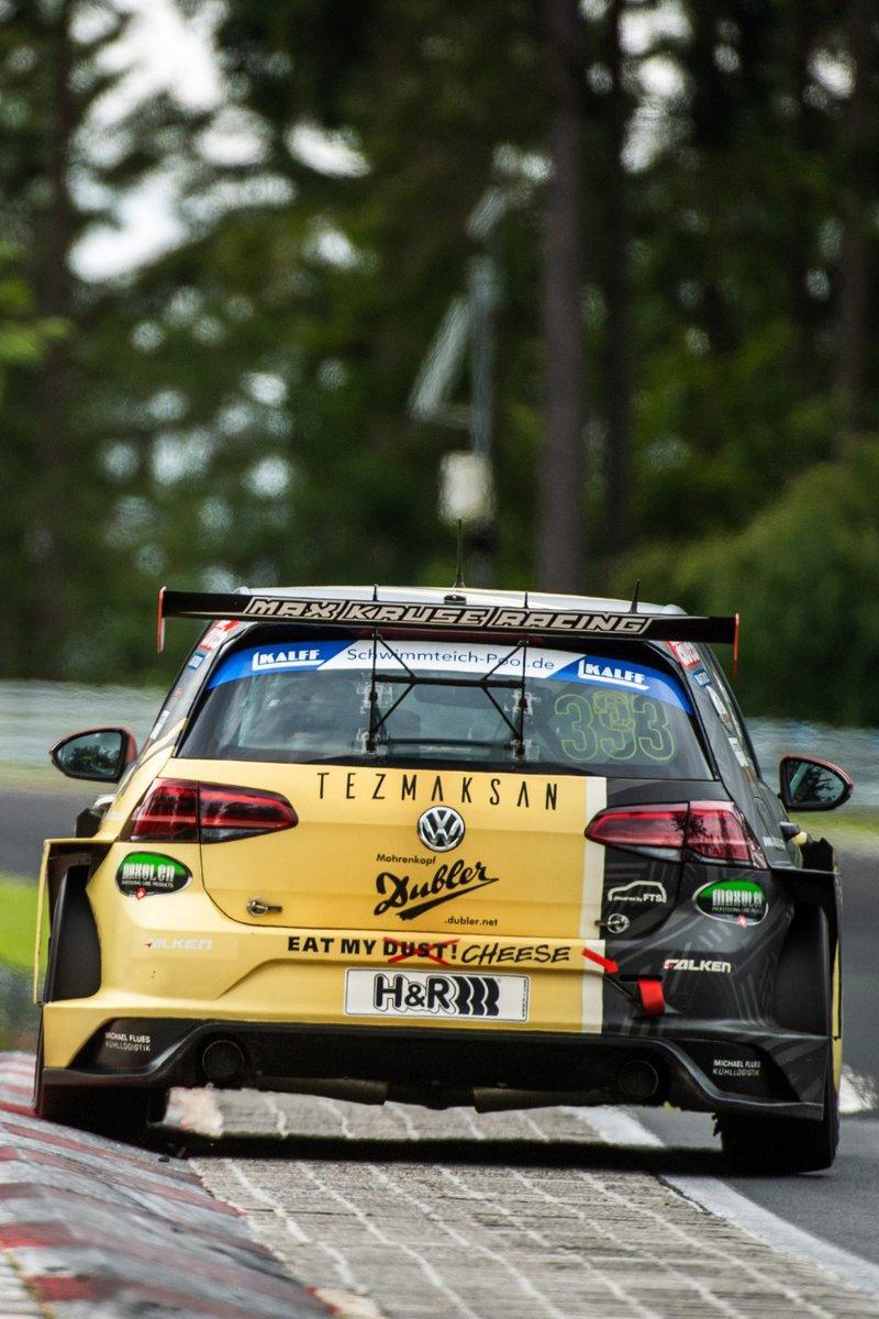 #333 Emir Aşarı, Volkswagen Golf 7 GTI TCR, B Max Kruse Racing