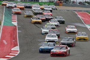 Joe Graf Jr, SS Green Light Racing, Chevrolet Camaro G Coin, Kyle Busch, Joe Gibbs Racing, Toyota Supra Skittles Gummies