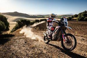 #27 Hero Motorsports Team Rally Hero 450 Rally: Joaquim Rodrigues