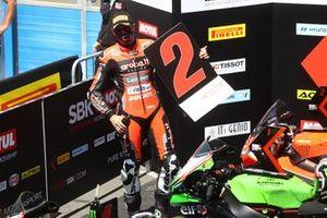 Pole sitter Scott Redding, Aruba.It Racing - Ducati