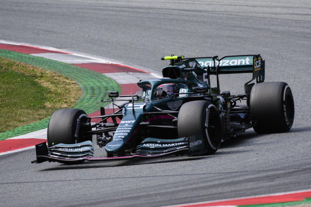 Sebastian Vettel, Aston Martin: 6 puan