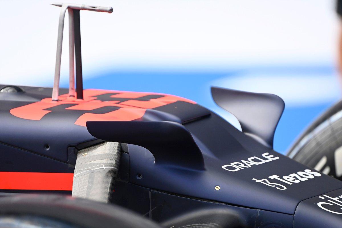 Red Bull RB16B: Winglets