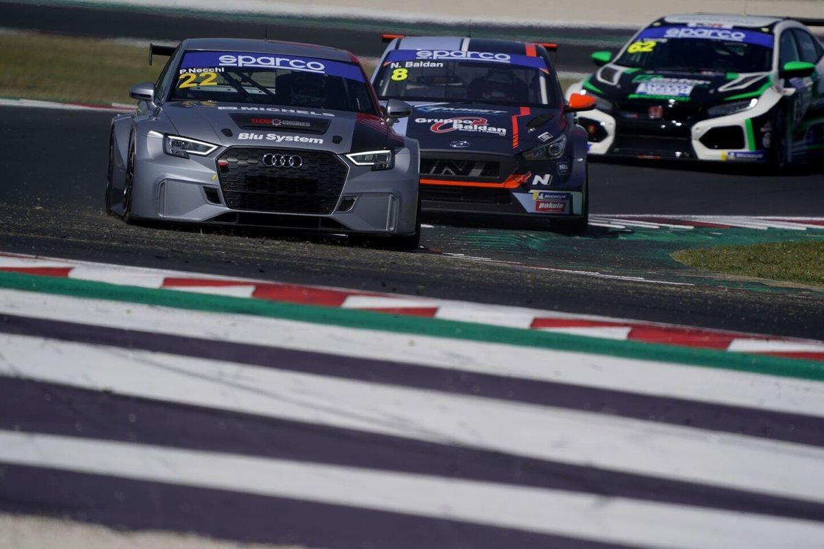 Piero Necchi, TecniEngines, Audi RS 3 LMS TCR