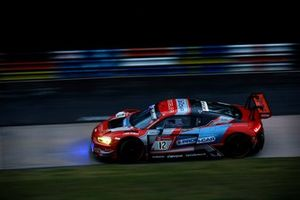 #12 Lionspeed by Car Collection Motorsport Audi R8 LMS GT3: Jean-Louis Hertenstein, Fidel Leib,,,