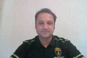 Leonardo Galante, Lamborghini Motorsport Technical Director