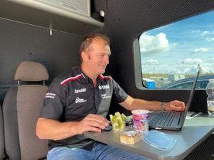 Paweł Kajzar, Lotos Rally Team