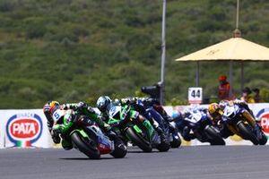 Philipp Ottl, Kawasaki Puccetti Racing, Raffaele De Rosa, Orelac Racing VerdNatura