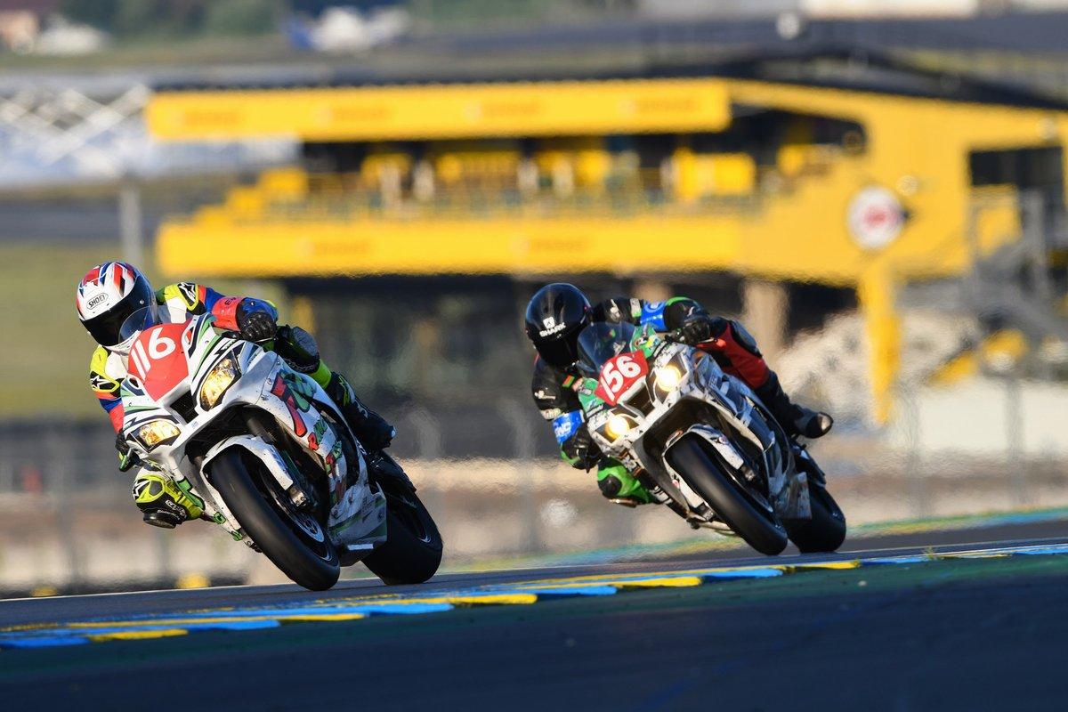#116 Kingtyre Fullgas Racing Team: Arnaud Dejean, David Henriques, Ludovic Hauser