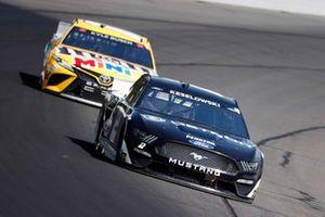 Brad Keselowski, Team Penske, Ford Mustang Detroit Engines