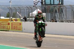 Jonathan Rea, Kawasaki Racing Team WorldSBK viert honderdste WSBK-zege