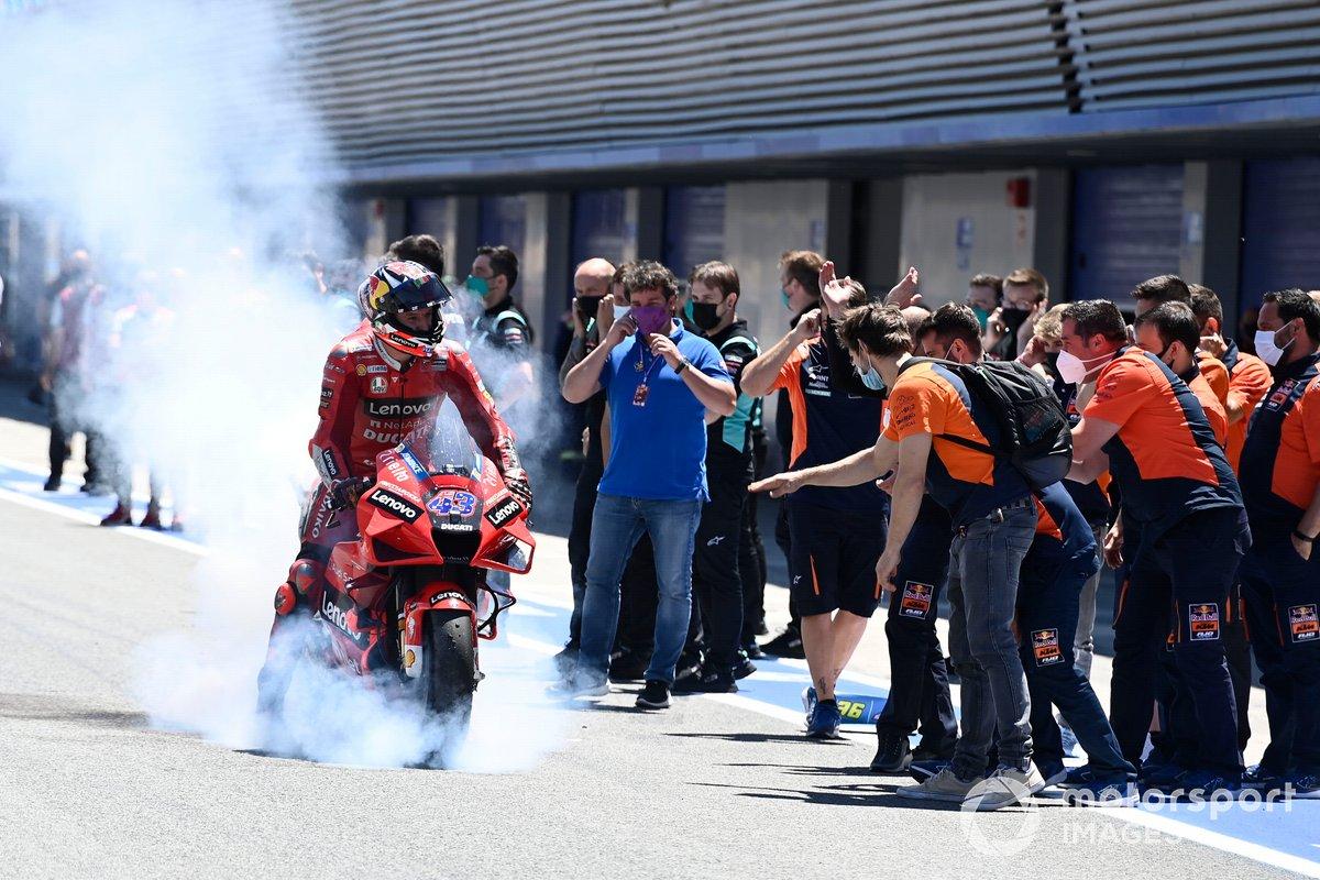 GP de España: Jack Miller, Ducati Team