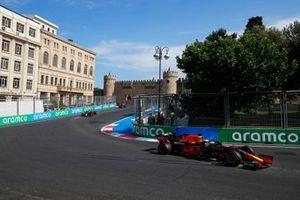 Max Verstappen, Red Bull Racing RB16B, Sergio Perez, Red Bull Racing RB16B