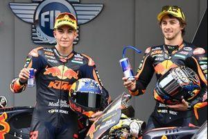 Raul Fernandez, Red Bull KTM Ajo, Remy Gardner, Red Bull KTM Ajo