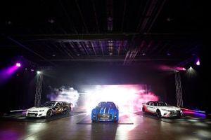 NASCAR-Autos von Chevrolet, Ford, Toyota für die Gen7-Ära der NASCAR Cup Series ab 2022