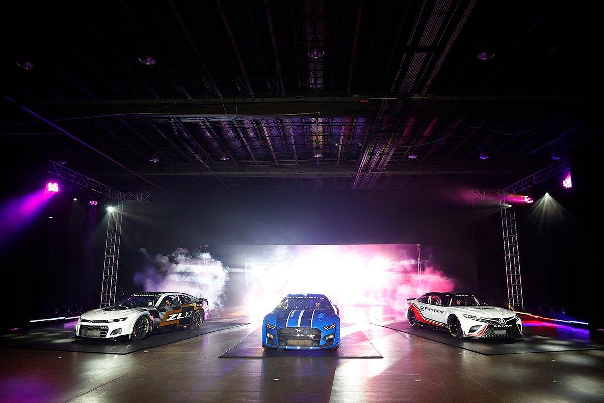 2022: Startschuss in eine neue NASCAR-Ära