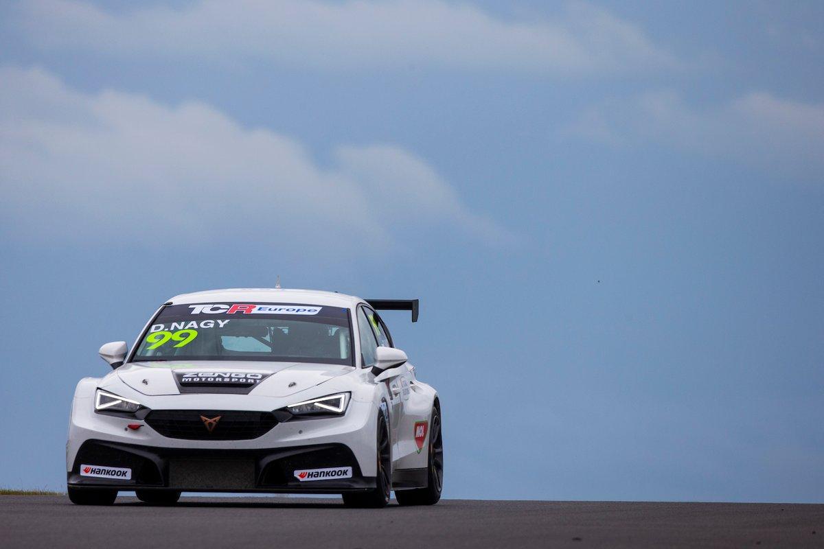 Dániel Nagy, Zengő Motorsport, Cupra Leon Competición TCR