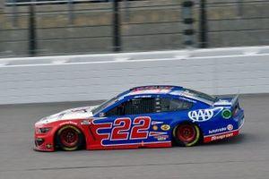 Joey Logano, Team Penske, Ford Mustang AAA Insurance