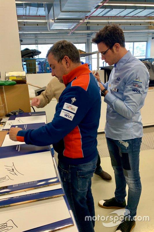 Thierry Neuville, Daniel Elenal, Hyundai Motorsport