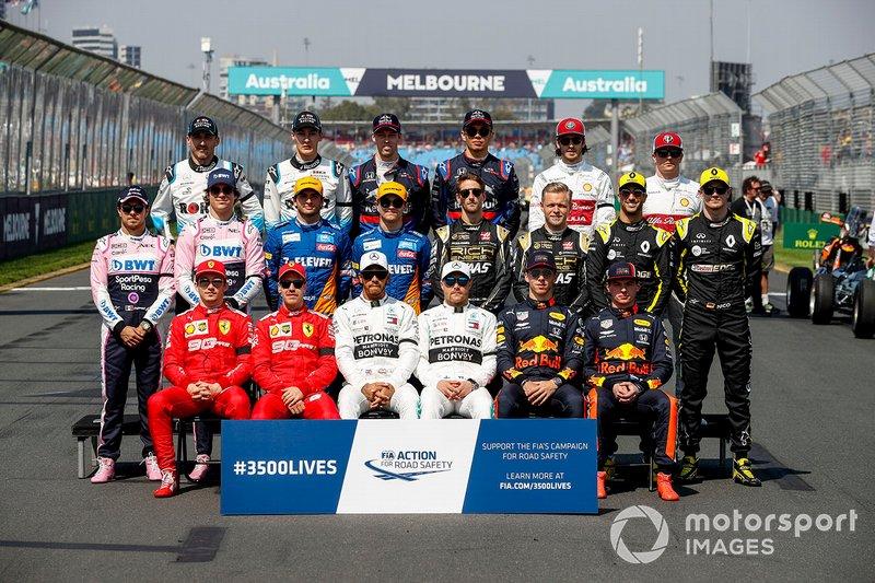 8 - Fator Max: O mercado para 2021 promete ser quente. Além de Hamilton e Vettel, Max Verstappen também terá seu último ano de contrato com a Red Bull e já teve seu nome ligado à Mercedes algumas vezes em 2019.
