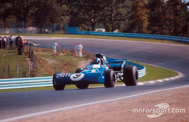 1971 Francois Cevert, Tyrrell