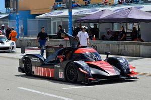 #11 FP1 ADESS-03 LMP3 driven by Danny Von Dongen of ANSA Motorsports